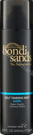 Bondi Sands Self Tanning Mist Dark Автобронзант Спрей за Тяло с Аромат на Кокос 250 мл. Английско Качество