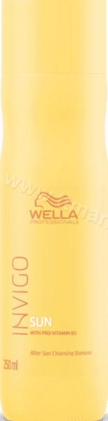 Wella Invigo Sun Pro-Vitamin B5 Професионален Шампоан за Коса за След Слънце с Витамин В5 250 мл. Английско Качество