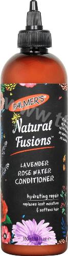 Palmer`s Natural Fusions Conditioner Възстановяващ Хидратиращ Балсам за Коса с Лавандула и Розова Вода Без Сулфати и Парабени 350 мл. Английско Качество