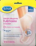 Подхранваща маска за крака Scholl Expert Care Profumi & Color 0%