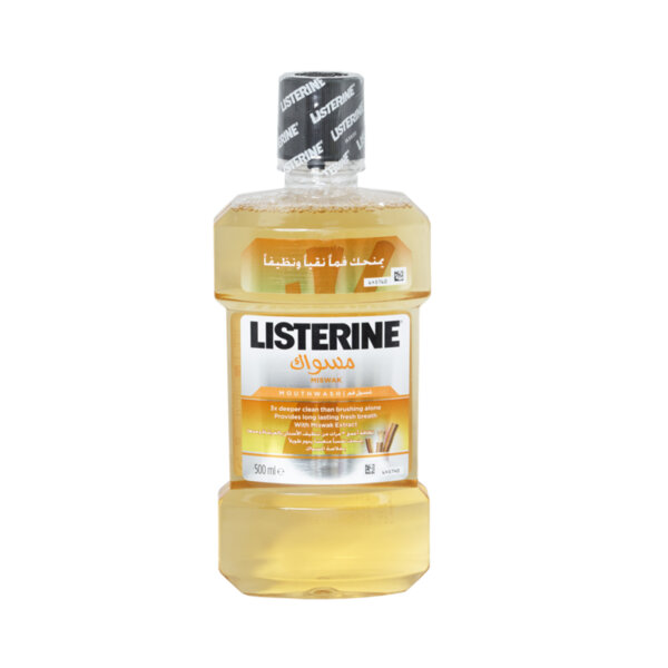 Вода за уста Listerine Cinammon 500ml