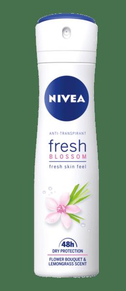 Дезодорант спрей Nivea Fresh Blossom 150ml.