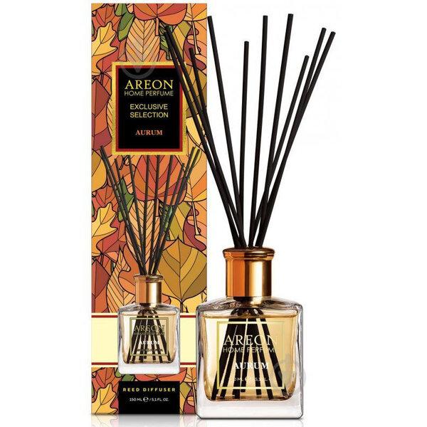 Ароматизатор с ратанови пръчици AREON exclusive selection -Aurum 150ML.