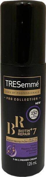TRESemme Professionals Pro Collection Biotin + 7 Repair 7-in-1 Primer Cream + Heat Protection Крем за топлинна защита 7в1 за коса 125 мл