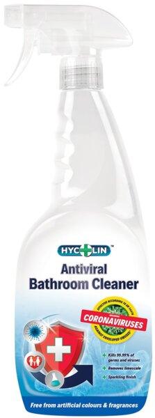 Hycolin  Anti Corona Viruses Bathroom  Антибактериален почистващ препарат за баня 750 мл.