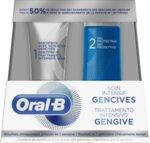 Oral-B Gum Intensive Care Комплект система  за венците паста за зъби 85мл + гел протектор паста 63мл