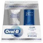 Oral-B Gum Intensive Care Комплект за венците паста за зъби 85мл + гел протектор паста 63мл