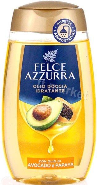 Felce Azzurra Olia Doccia Idratante Avocado e Papaya Душ олио за тяло с Авокадо и Папая 250 мл