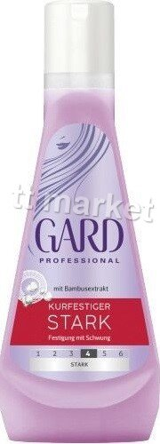 Gard Professional Kurfestiger STARK - Festigung mit Schwung Stärke 4 Стилизиращ Тоник за Коса 200 мл. Немско Качество