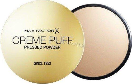 Max Factor Creme Puff Pressed Powder 13 NouveauПудра за Лице 21 гр.