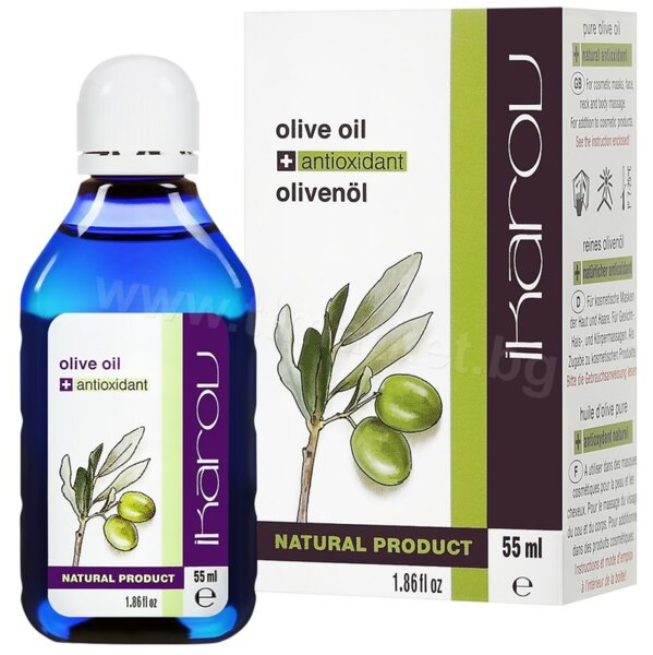 Ikarov Olive Oil Чисто Маслиново Масло 55 мл.
