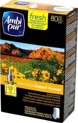 Ambi Pur Nevada Desert Flower Air Freshener Пълнител за Електрически Ароматизатор за Въздух 18 мл.