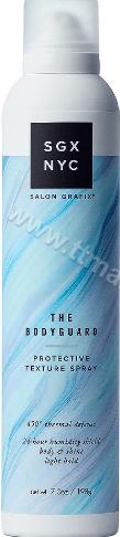 SGX NYC The Bodyguard Protective Texture SprayЗащитен Лак за Коса и Топлинна Защита Спрей Веган 228мл. Американско Качество