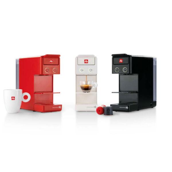 Дизайнерска кафемашина illy - Francis Y3.3