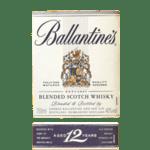 Уиски BALLANTINES 12 годишно 700 мл