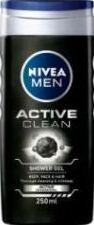 Душ гел NIVEA Active Clean 250 мл