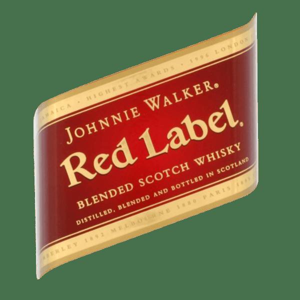 Уиски JOHNNIE WALKER Red Label 40% 1 л