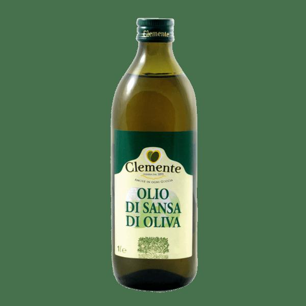 Маслиново масло CLEMENTE Pomace 1 л