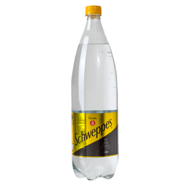 Газирана напитка SCHWEPPES тоник 1.25 л