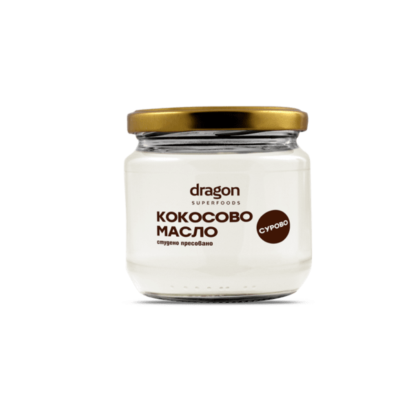 Кокосово масло DRAGON EV 300 мл