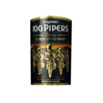 Уиски 100 PIPERS 40% 1 л