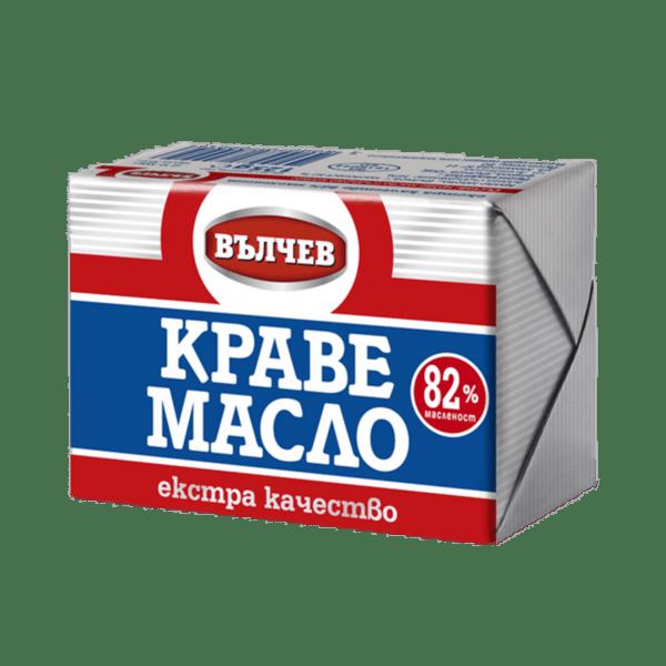 Краве масло ВЪЛЧЕВ екстра 125 г