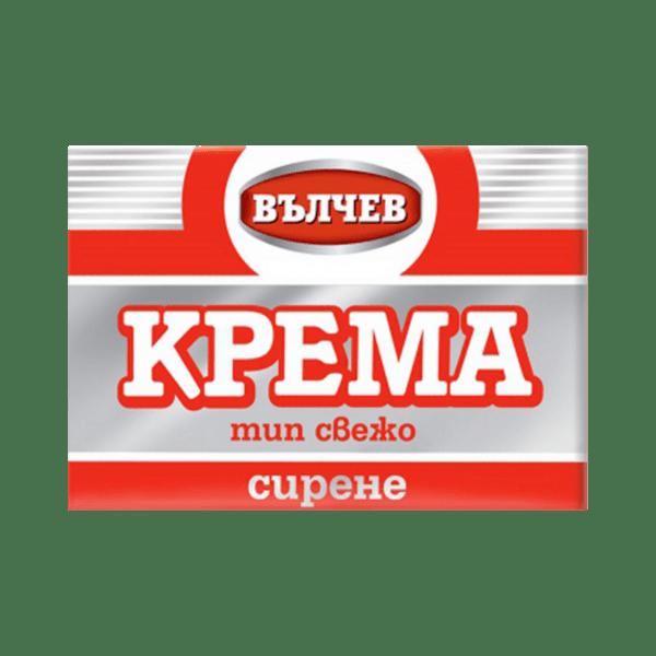 Крема сирене ВЪЛЧЕВ 125 г