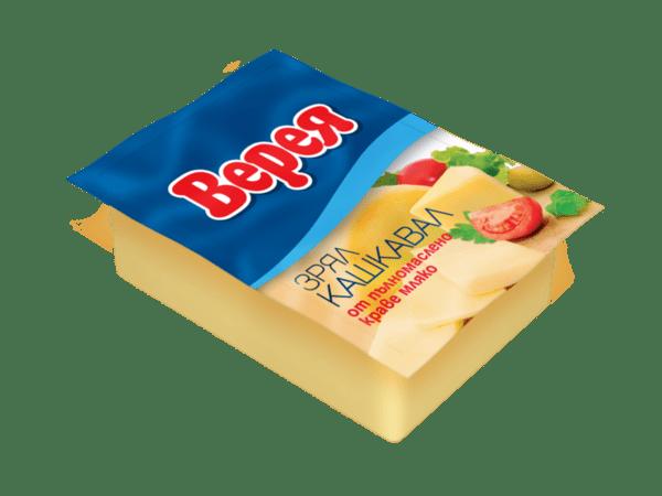 Кашкавал от краве мляко ВЕРЕЯ 400 г