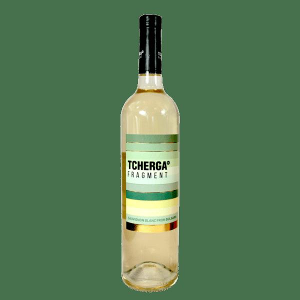 Вино TCHERGA Фрагмент Совиньон блан 750 мл