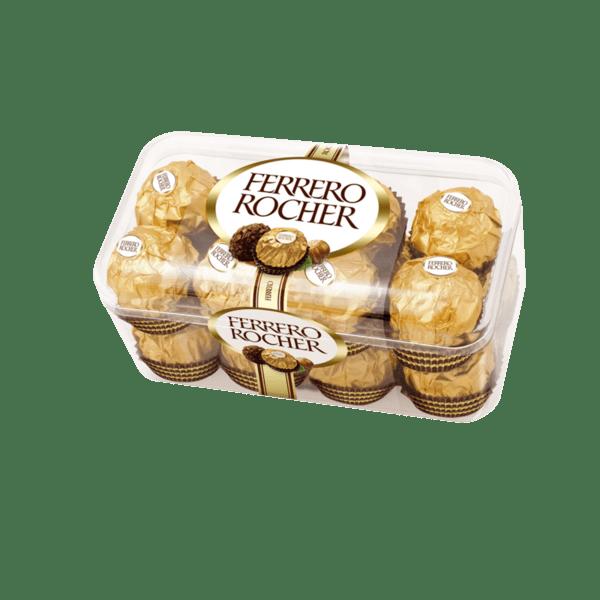 Бонбони FERRERO ROCHER 200 г