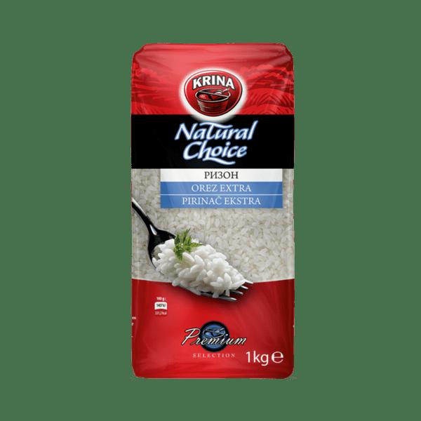 Ориз КРИНА ризон 1 кг