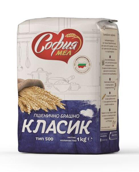 Брашно СОФИЯ МЕЛ тип 500 1 кг