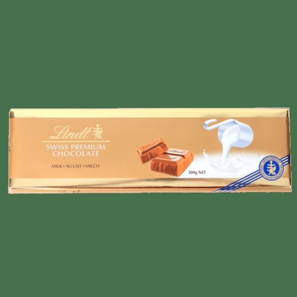 Шоколад LINDT млечен 300 г