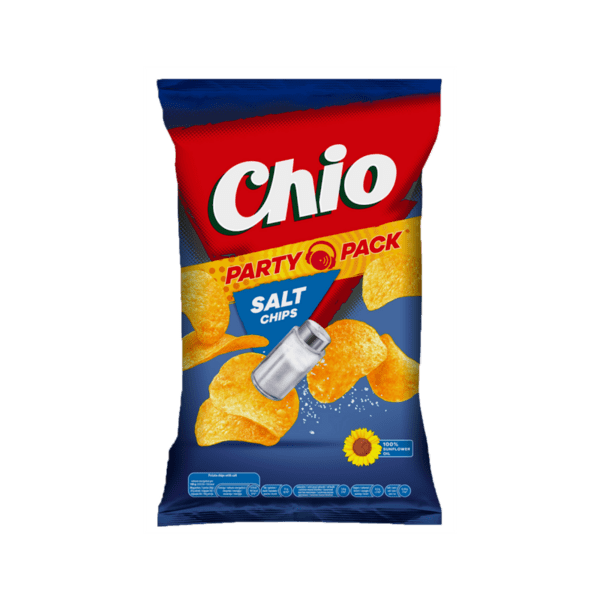 Чипс CHIO сол 255 гр