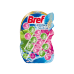 Ароматизатор за тоалетна BREF Parfume Switch Apple and Lilly  3 x 50 г