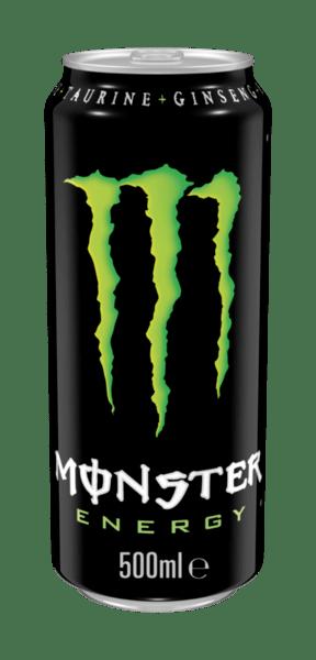 Енергийна напитка MONSTER Energy 500 мл