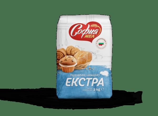Брашно СОФИЯ МЕЛ екстра 2кг