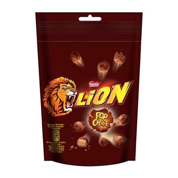 Дражета LION POP CHOC 140 г