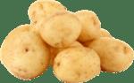 Картофи мити, Франция