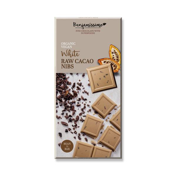 Шоколад BENJAMISSIMO бял 70 г
