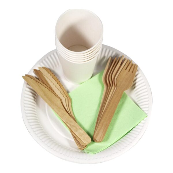 Комплект за хранене за еднократна употреба