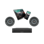 Savant IP Audio with Integrated Host and Speakers