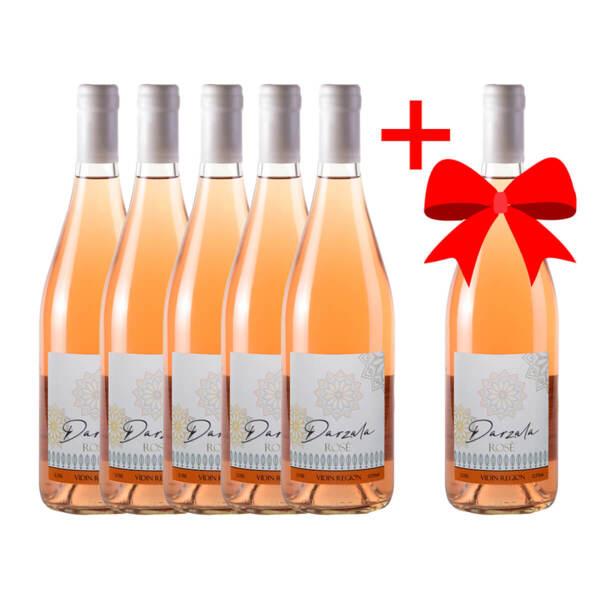 Промо пакет Розе от Гъмза 5+1