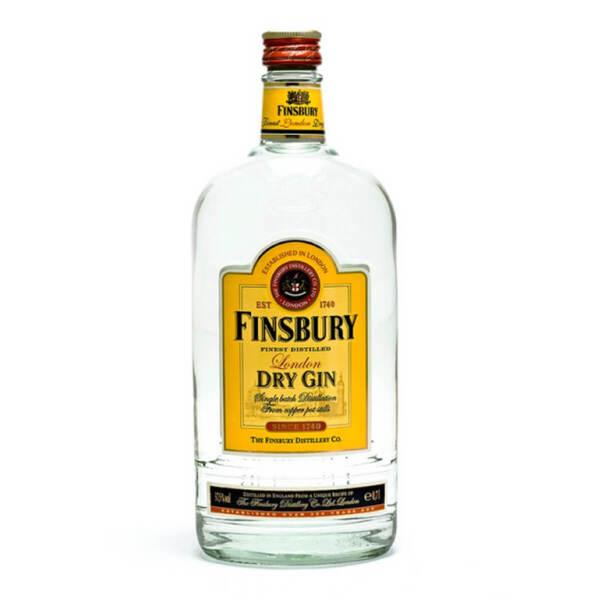 Джин Finsbury 700ml.