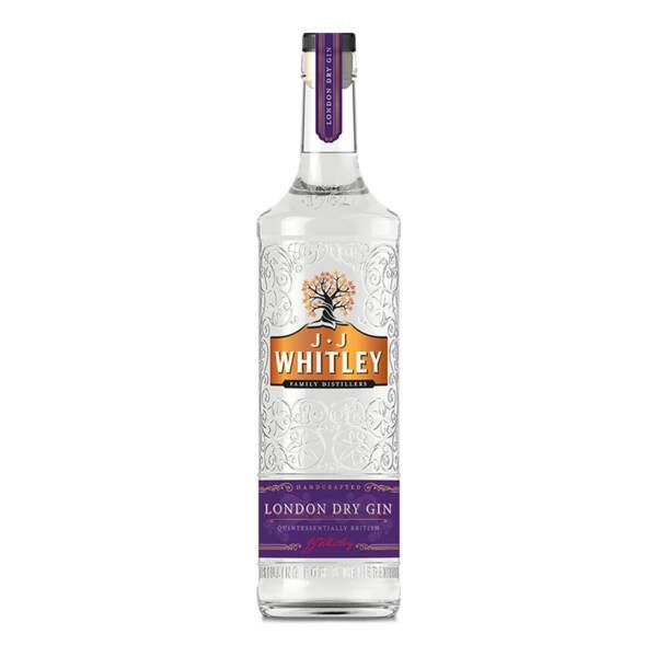 J.J. Whitley London Dry Gin 700ml.