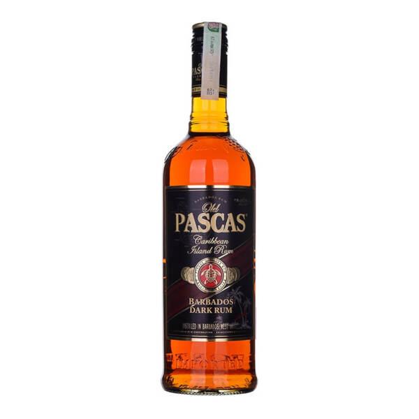 Тъмен ром Old Pascas 700ml.