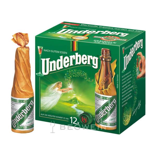 Битер Underberg 20ml. (12 в кутия)