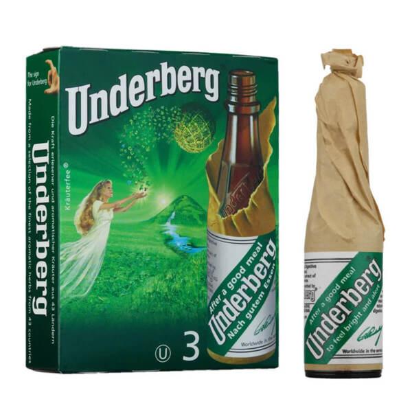 Битер Underberg 20ml. (3 в кутия)