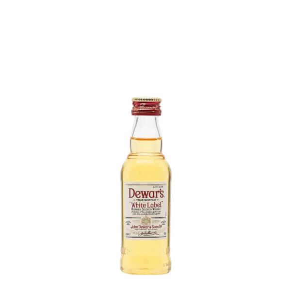 Dewar's White Label 50ml.