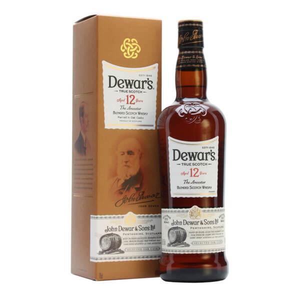 Dewar's 12 Y.O. 700ml.